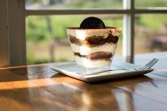 面包店和咖啡 免版税图库摄影
