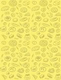 面包店样式 免版税库存照片