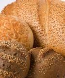 面包店粮食 库存照片