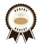 面包店设计 库存照片