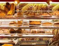 面包店 库存照片
