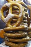 面包德国起源叫brezel 图库摄影