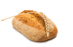 面包房子查出的大面包 免版税库存照片