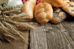 面包批次峰值 免版税库存图片