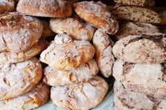 面包批次 库存照片