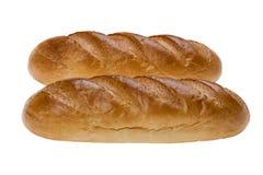 面包接近的白色 免版税图库摄影