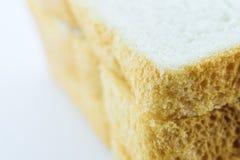 面包接近的部分 免版税库存照片