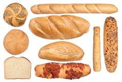 面包收集 图库摄影