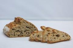 面包新片式 免版税库存照片