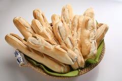 面包新鲜自创 库存照片
