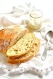 面包新鲜自创 库存图片