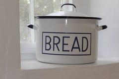 面包柜 图库摄影
