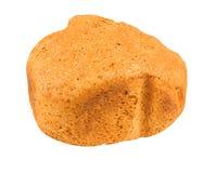 面包查出的白色 免版税库存照片