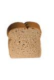 面包查出的麦子白色 免版税库存图片