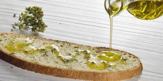 面包油 库存图片