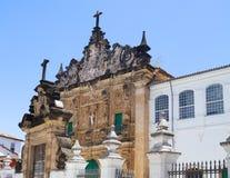 面包渣 萨尔瓦多 教会 免版税库存照片