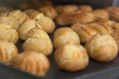 面包烘烤 库存照片
