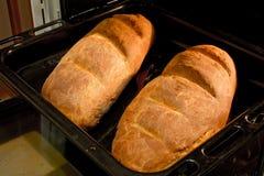 面包烤箱 免版税库存图片