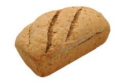 面包热诚的大面包 库存图片