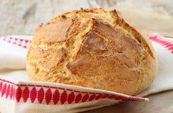 面包爱尔兰人碳酸钠 免版税图库摄影