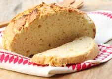 面包爱尔兰人碳酸钠 免版税库存图片
