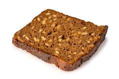 面包片与种子的 库存图片