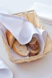 面包片 库存图片