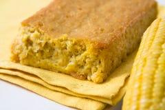 面包玉米 库存照片
