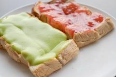 面包用堵塞 免版税库存照片
