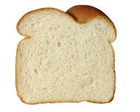 面包白色 库存照片