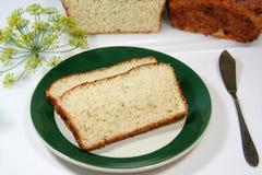 面包莳萝 图库摄影