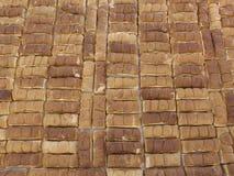 面包行 免版税库存图片