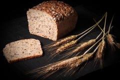 面包褐色 免版税图库摄影