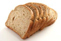 面包谷物 库存图片