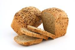 面包谷物 免版税库存照片