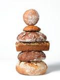 面包雕塑 免版税库存图片