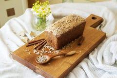 面包面包店产品 库存图片