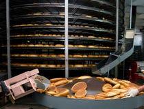 面包面包店 免版税库存图片