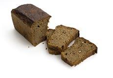 面包黑暗 库存照片