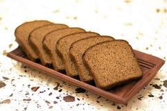 面包黑麦 免版税库存图片