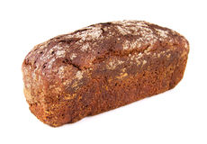 面包黑暗大面包 免版税图库摄影