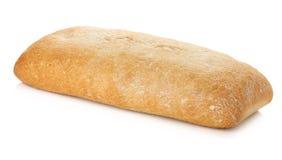 面包ciabatta 库存照片