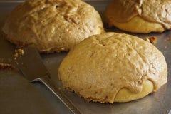 面包Mocca 免版税库存图片