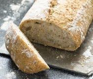 面包multigrain 免版税库存图片