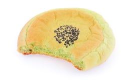 面包pandan洒与芝麻籽 库存照片