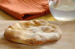 面包pita 图库摄影