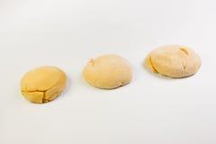 面团面粉 免版税库存照片