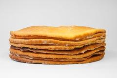 面团面粉 免版税库存图片