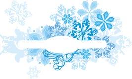 面板系列冬天 库存照片