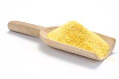 面粉玉米 免版税库存照片